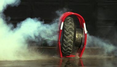 Tire Businesses Facilities Workers' Safety